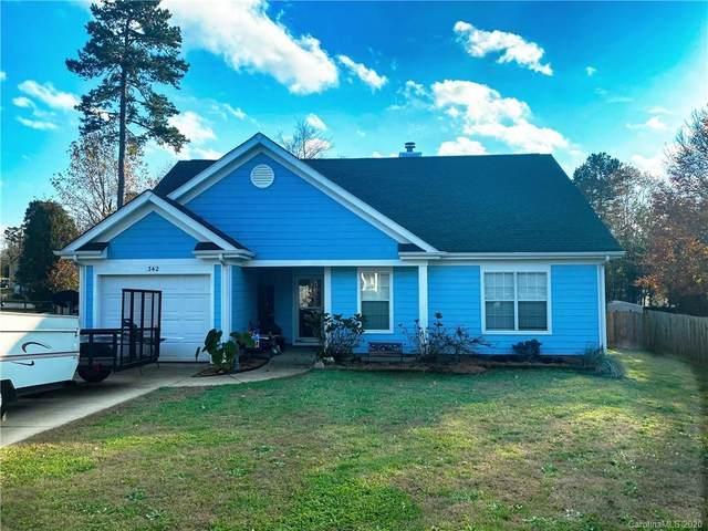 342 Cedarcroft Drive, Mooresville, NC 28115 (#3685783) :: High Performance Real Estate Advisors