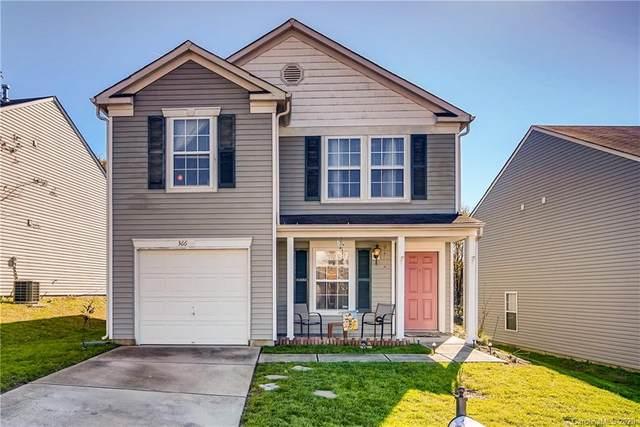 366 Morning Dew Drive #123, Concord, NC 28025 (#3685820) :: Carolina Real Estate Experts