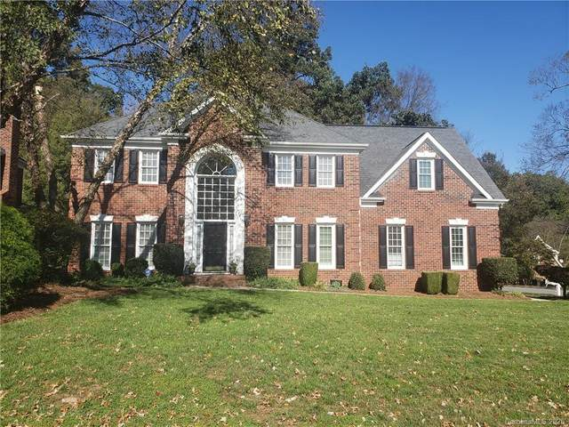 9743 Aegean Court, Huntersville, NC 28078 (#3685849) :: High Performance Real Estate Advisors