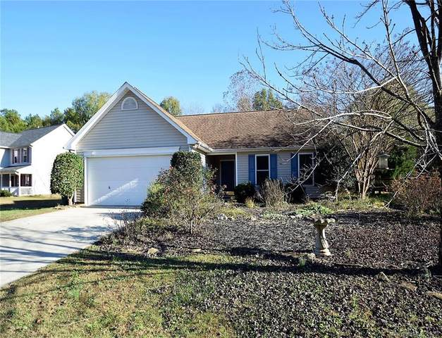 2307 Ivy Run Drive, Indian Trail, NC 28079 (#3685852) :: Stephen Cooley Real Estate Group