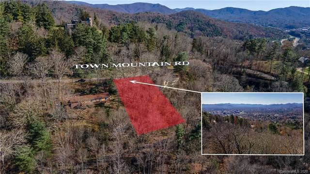9999 Town Mountain Road Lot 100 Sunset , Asheville, NC 28804 (#3685906) :: Willow Oak, REALTORS®