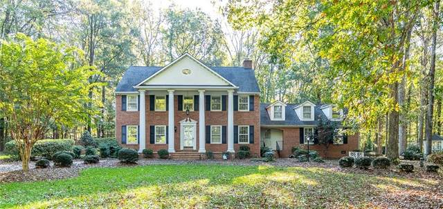 417 Lynderhill Lane, Matthews, NC 28105 (#3685912) :: LePage Johnson Realty Group, LLC