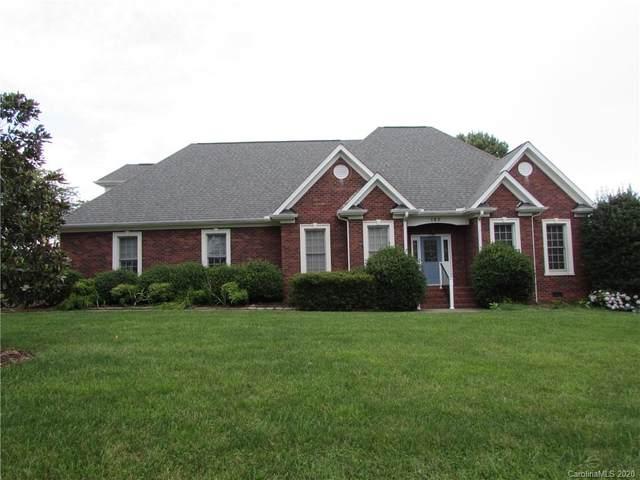 163 Turnberry Lane, Mooresville, NC 28117 (#3685914) :: Cloninger Properties