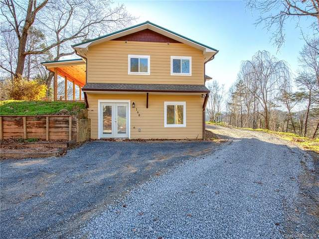 160 Windy Knoll Drive, Clyde, NC 28721 (#3685951) :: Johnson Property Group - Keller Williams