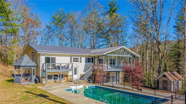 42 Harbor Cove, Brevard, NC 28712 (#3685987) :: TeamHeidi®