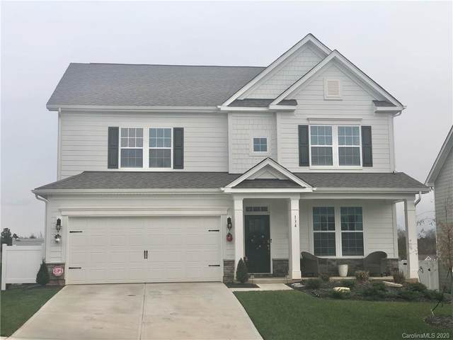 134 Yellow Birch Loop, Mooresville, NC 28117 (#3686055) :: Carolina Real Estate Experts