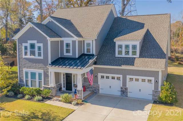 12500 Old Westbury Drive, Cornelius, NC 28031 (#3686056) :: Burton Real Estate Group