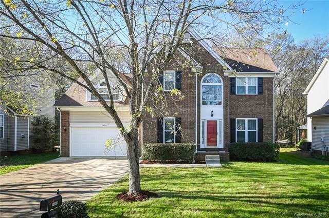 14516 John Beck Drive, Charlotte, NC 28273 (#3686120) :: High Performance Real Estate Advisors