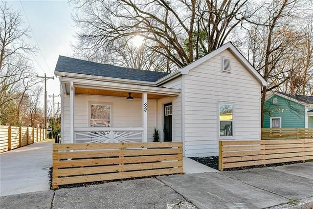 1112 Pegram Street, Charlotte, NC 28205 (#3686142) :: BluAxis Realty