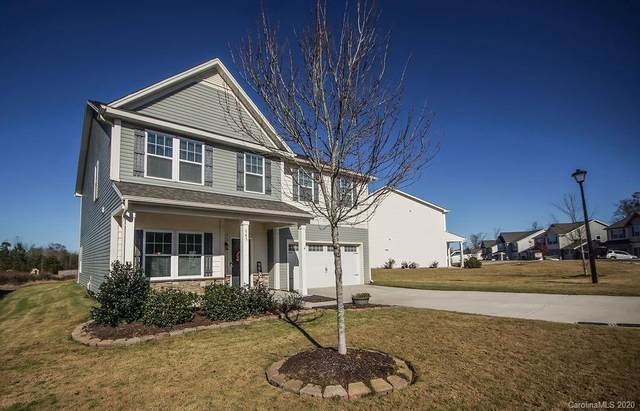 343 Whispering Hills Drive, Locust, NC 28097 (#3686196) :: Stephen Cooley Real Estate Group