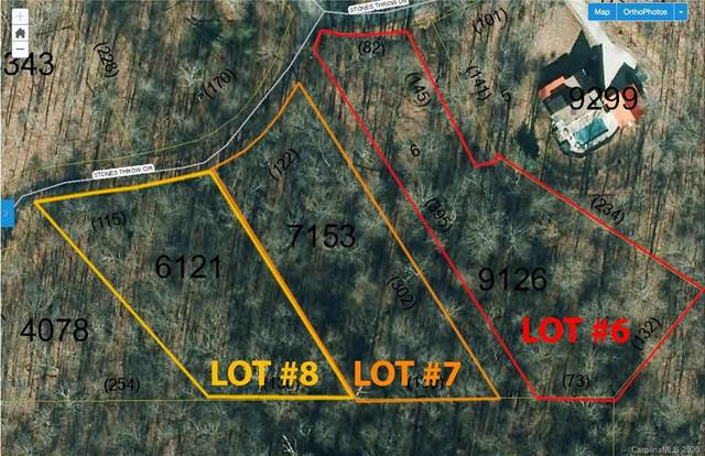 3369 Stones Throw Circle 6, 7 & 8, Valdese, NC 28690 (#3686311) :: Stephen Cooley Real Estate Group