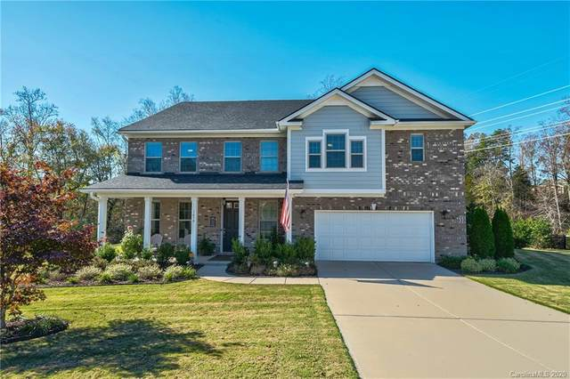 1470 Cilantro Court, Tega Cay, SC 29708 (#3686328) :: Burton Real Estate Group