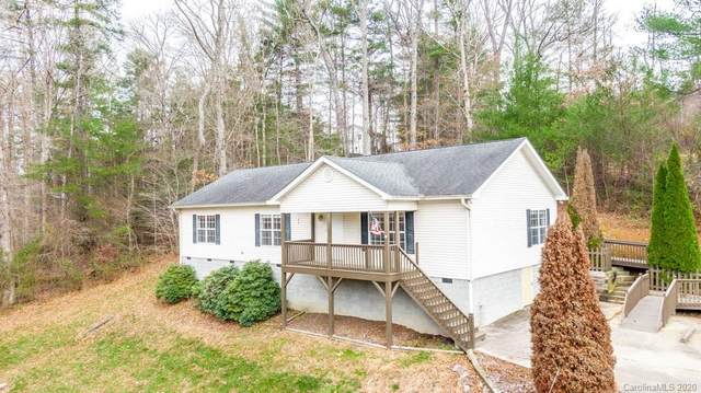 25 Spanish Oaks Drive, Asheville, NC 28804 (#3686367) :: LePage Johnson Realty Group, LLC