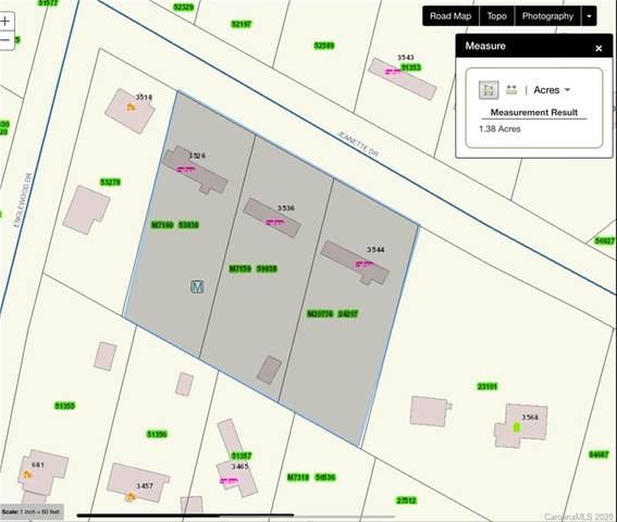 3544 Jeanette Drive, Iron Station, NC 28080 (#3686387) :: Lake Norman Property Advisors