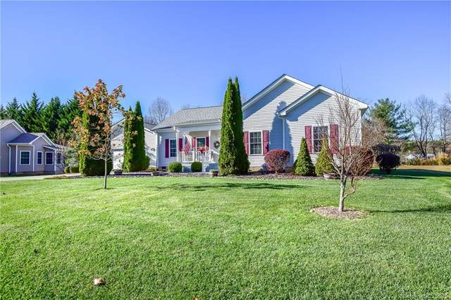 199 Beechnut Drive, Hendersonville, NC 28739 (MLS #3686404) :: RE/MAX Journey