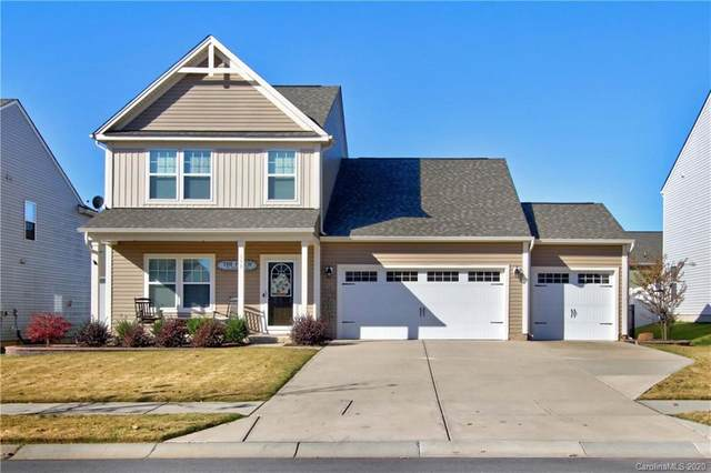 150 Fesperman Circle, Troutman, NC 28166 (#3686506) :: LePage Johnson Realty Group, LLC