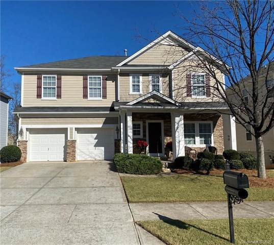 111 Silverspring Place, Mooresville, NC 28117 (#3686533) :: Keller Williams South Park