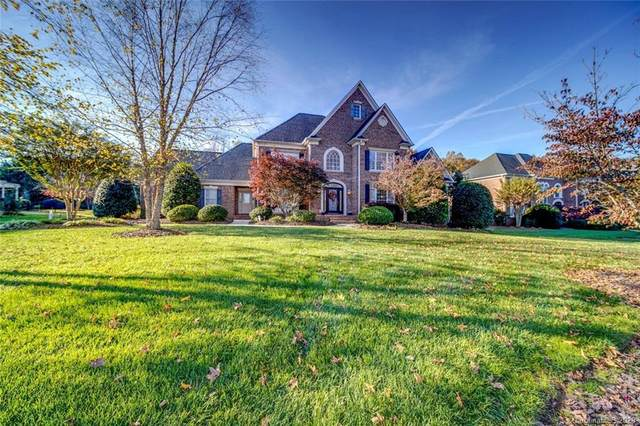 8709 Man Of War Drive, Waxhaw, NC 28173 (#3686550) :: Bigach2Follow with Keller Williams Realty