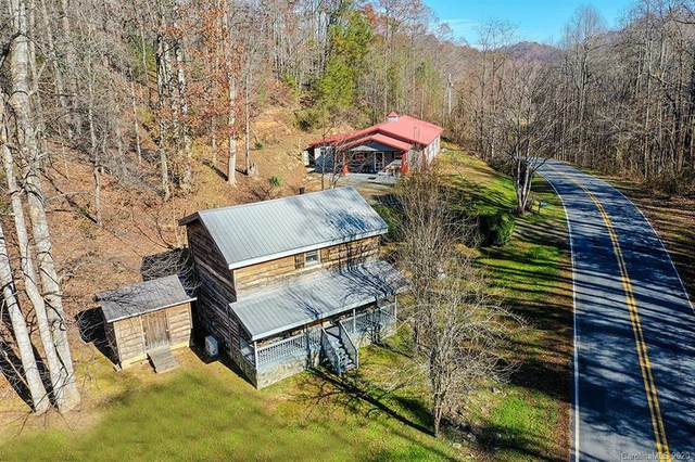 5445 Holbert Cove Road, Saluda, NC 28773 (#3686568) :: LePage Johnson Realty Group, LLC