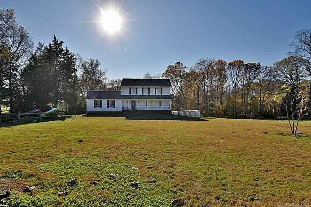 3663 Odell School Road, Concord, NC 28027 (#3686579) :: Rhonda Wood Realty Group