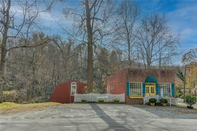 879 N Trade Street, Tryon, NC 28782 (MLS #3686585) :: RE/MAX Journey