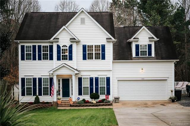 142 Scarlet Tanager Road, Troutman, NC 28166 (#3686601) :: The Elite Group