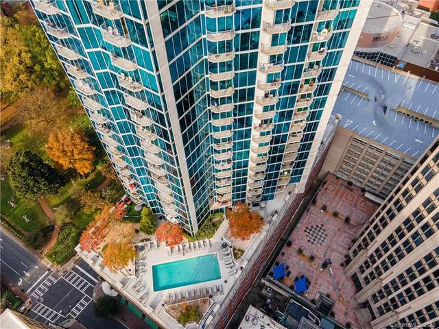 210 N Church Street #2903, Charlotte, NC 28202 (#3686605) :: Burton Real Estate Group