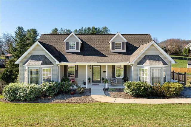481 Morgan Road, Candler, NC 28715 (#3686609) :: NC Mountain Brokers, LLC