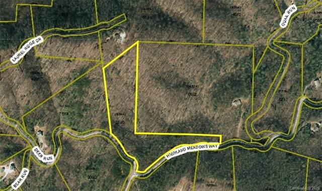 0 Highland Meadows Way, Lenoir, NC 28645 (#3686637) :: Puma & Associates Realty Inc.