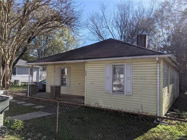 2425 Milton Avenue, Gastonia, NC 28052 (#3686661) :: Ann Rudd Group