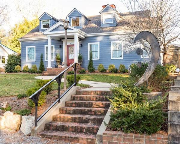 9 Lorraine Avenue, Asheville, NC 28804 (#3686670) :: Keller Williams Professionals