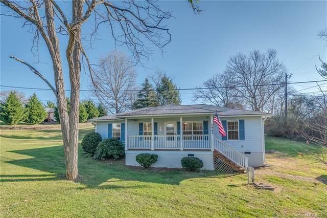 549 Johnston School Road, Asheville, NC 28806 (#3686681) :: MartinGroup Properties