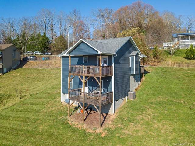 15 New Clayton Extension, Weaverville, NC 28787 (#3686723) :: Keller Williams Professionals