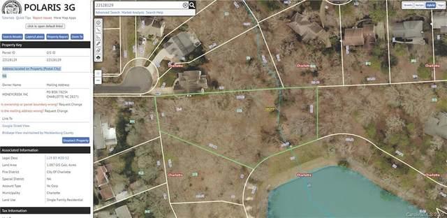 0000 Lake Providence Lane, Charlotte, NC 28277 (#3686760) :: Burton Real Estate Group