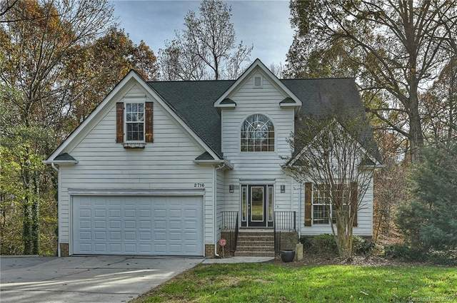 2716 Huntingtowne Farms Lane, Charlotte, NC 28210 (#3686764) :: Home and Key Realty