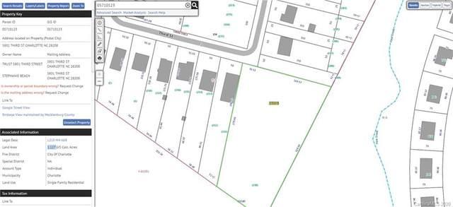 5801 3rd Street, Charlotte, NC 28208 (#3686771) :: Burton Real Estate Group
