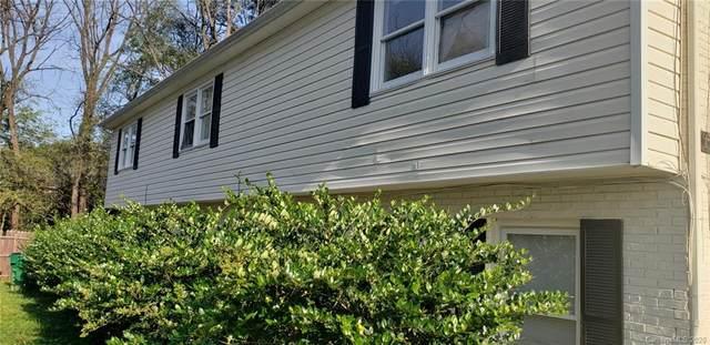 3612 Kentucky Avenue, Charlotte, NC 28216 (#3686778) :: Lake Norman Property Advisors