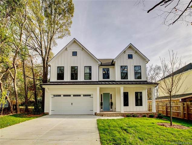 1112 Louise Avenue, Charlotte, NC 28207 (#3686781) :: Lake Norman Property Advisors