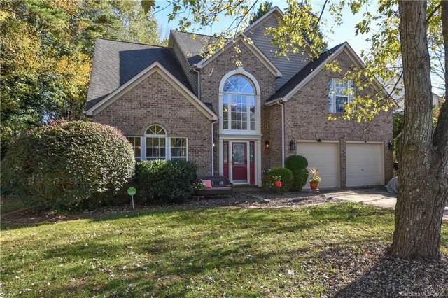 8607 Londonshire Drive, Charlotte, NC 28216 (#3686782) :: MartinGroup Properties