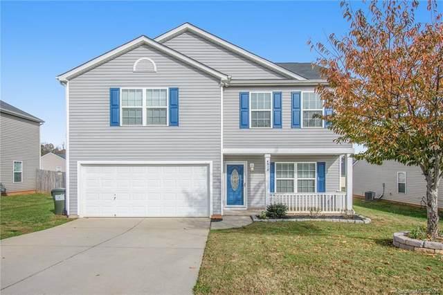 4312 Davis Meadows Drive, Charlotte, NC 28216 (#3686796) :: Ann Rudd Group
