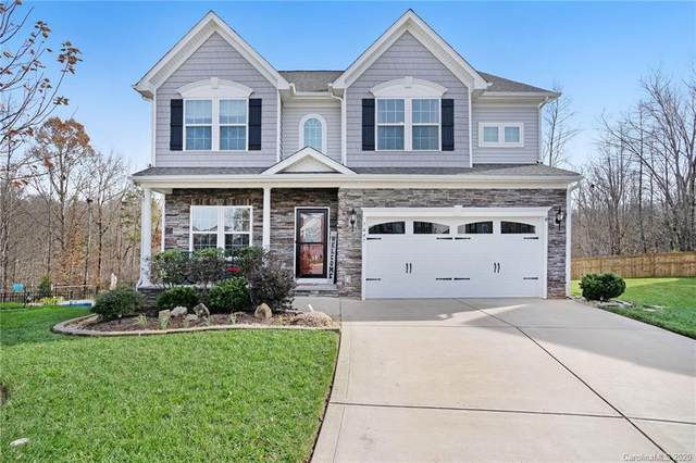 7447 Dover Mill Drive, Concord, NC 28025 (#3686813) :: TeamHeidi®