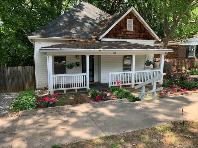 1213 Allen Street, Charlotte, NC 28205 (#3686818) :: Homes with Keeley | RE/MAX Executive