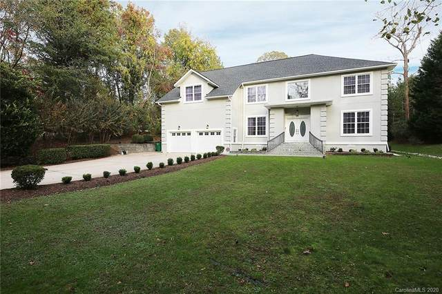 9543 Hampton Oaks Lane, Charlotte, NC 28270 (#3686822) :: BluAxis Realty