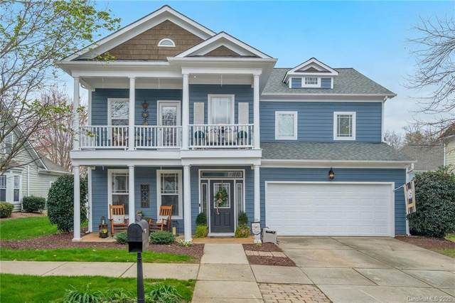 18710 Coachmans Trace, Cornelius, NC 28031 (#3686839) :: LePage Johnson Realty Group, LLC