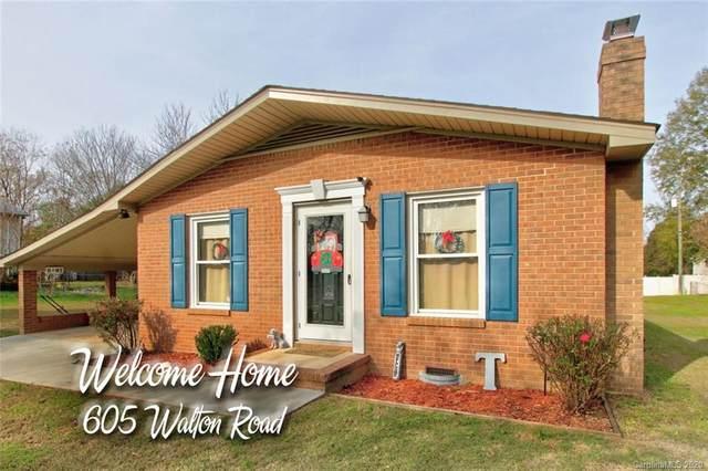 605 Walton Road, Salisbury, NC 28146 (#3686840) :: BluAxis Realty
