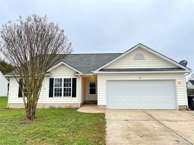 711 Pitts School Road, Concord, NC 28027 (MLS #3686842) :: RE/MAX Journey