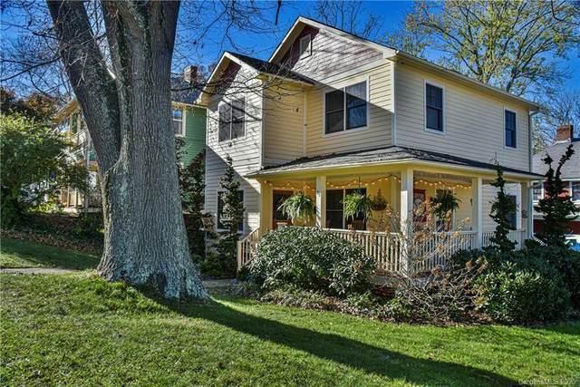 29 Elizabeth Street, Asheville, NC 28801 (#3686876) :: LePage Johnson Realty Group, LLC