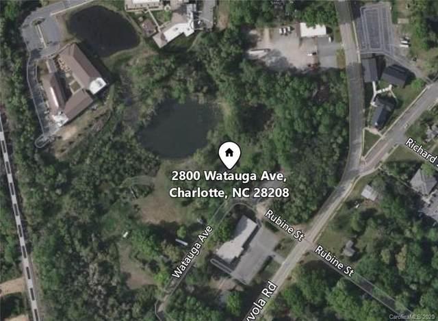 2800 Watauga Avenue, Charlotte, NC 28208 (#3686907) :: BluAxis Realty