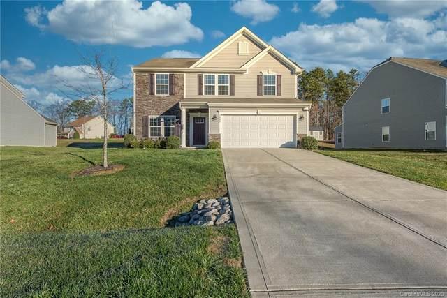 2605 Grayson Parkway, Monroe, NC 28110 (#3686940) :: LePage Johnson Realty Group, LLC