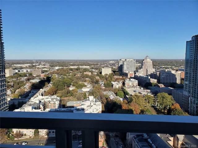 333 W Trade Street #2501, Charlotte, NC 28202 (#3686970) :: Carlyle Properties